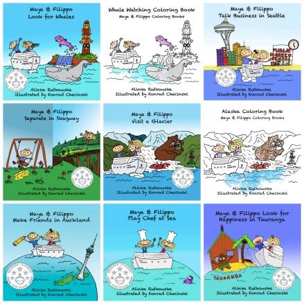 Trending Children's Books – Maya &Filippo