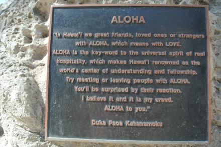 Hello/Ciao/Aloha! I'm Back!
