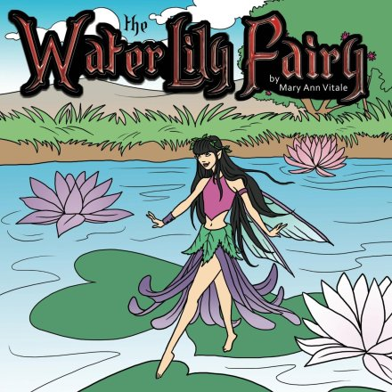 The Water Lily Fairy Children's Book Review