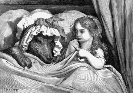 Disturbing Children's Classics