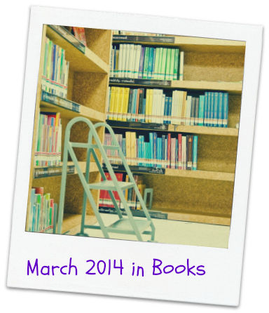 Books in March – Events around the World