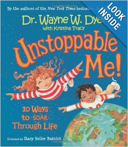 Unstoppable Me Children's Book Review