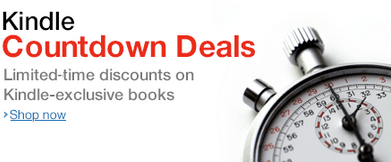 Preparing Your Kindle Countdown Deal
