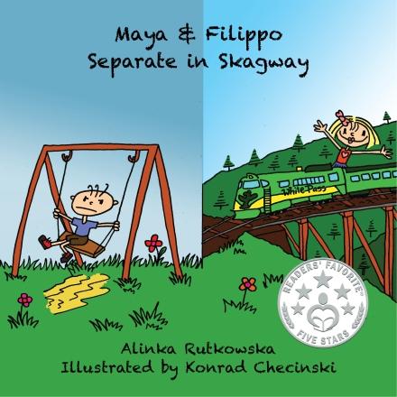 Maya & Filippo's Latest Stop inAlaska