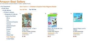 Best-selling children's book